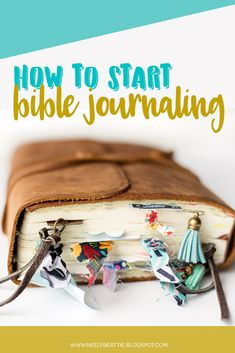 If you have wanted to start bible journaling, here is a blog post to help you get started!