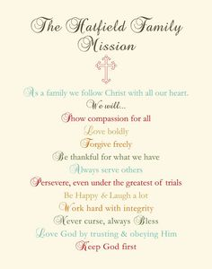 family mission statement | lil_givers_Family_Mission_statement_Hatfield