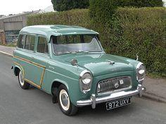 1956 Ford Squire 100E