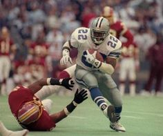 Emmitt Smith(RB-Dallas Cowboys)