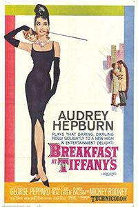 Breakfast at Tiffany's - 2.8 and 2.11 only