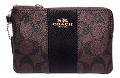Coach Signature Double Zip Cross-Grain Leather Case - http://handbags.kindle-free-books.com/coach-signature-double-zip-cross-grain-leather-case/