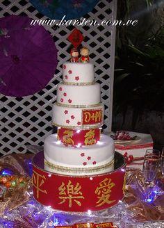 M s de 1000 ideas sobre mini tortas de boda en pinterest for Gradas decoradas