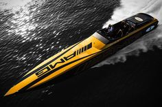 Racing on the road isn't the same as racing on the water. That didn't stop AMG from collaborating on the Cigarette Racing X Mercedes Marauder GT S Boat. Inspired by the AMG GT S road car, this 50-foot vessel boasts...