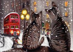 """STREET CATS """