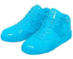 Top 10 Highlighter High-Tops #shoes trendhunter.com
