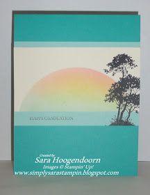 Simply Sara Stampin': Serene Silhouettes