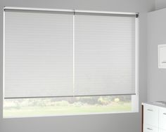 Hunter Douglas Designer Roller Shades from Decorview. Soft, light-filtering window treatments perfect for spa-like bathrooms. Blinds For Windows Living Rooms, Curtains With Blinds, Window Blinds, Hunter Douglas, Contemporary Window Treatments, Vinyl Mini Blinds, Blinds Design, Window Design, Roller Shades