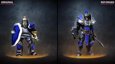 Full Comparison of 2002 vs Video and Image comparison of the Warcraft 3 Reforged ▷ Game UI ▷ Buildings ▷ Heroes and ▷Units - More. Warcraft Dota, World Of Warcraft Game, Darkest Dungeon, Fantasy Armor, Avatar, Batman, The Unit, Superhero, Armors