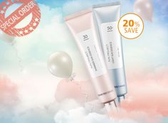 Color of the year 2016 (Rose quartz & Serenity) Sun Care Set — THANK YOU FARMER