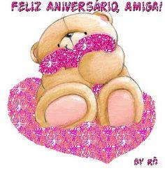 Feliz Aniversário, Ursinho #felicidades #feliz_aniversario #parabens