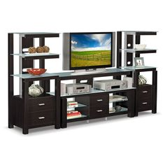 Altra Furniture Carson 48 Inch TV Stand, Espresso | Pinterest | Tv Stands,  50 Tv Stand And Espresso
