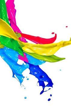 color paint art white art illustration plus wallpaper Best Wallpaper Hd, Iphone 6 Wallpaper, Rainbow Wallpaper, Apple Wallpaper, Wallpaper Pictures, Colorful Wallpaper, Mobile Wallpaper, Wallpaper Backgrounds, Photo Wallpaper