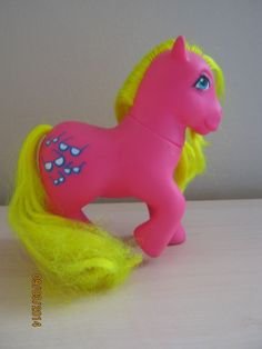 My Little Pony - G1 Vintage 1980s - Euro - NSS Shady