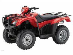 Honda 2013 FourTrax® Foreman® 4x4 (TRX®500FM)  www.apachemotorcycles.com