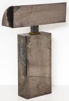 """// Karl Springer """"Sculpture Desk Lamp"""""""