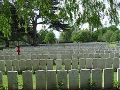 BRITISH WAR GRAVES -
