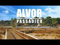 Passadiço de Alvor - Algarve - Portugal HD