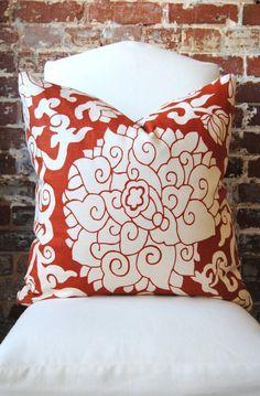 "Dekoratér Fabric - Blossom - Thomas Paul Design by Duralee Fabric 22 ""x22"""