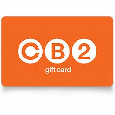 Give a Gift Card | CB2