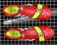 adidas Hoodie F50 FZ BlackWhiteSolar Red Kids