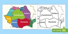 Construiește harta României - Puzzle cu diferite dimensiuni Google Drive, Puzzle, Map, Puzzles, Location Map, Maps, Puzzle Games, Riddles