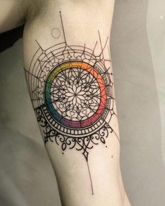 60 Gorgeous Tattoos Your Friends Will Hate You For - Page 4 of 6 - Straight Blasted tattoo designs ideas männer männer ideen old school quotes sketches Mandala Tattoo Design, Dotwork Tattoo Mandala, Tattoo Designs, Fractal Tattoo, Botanisches Tattoo, Hand Tattoo, Piercing Tattoo, Tattoo Quotes, Dermal Piercing