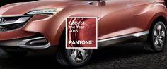 #marsala #coloroftheyear #2015 #diseño #design #colordelaño #cars #industriaautomotriz