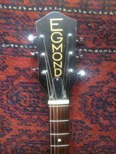 Egmond Kansas (rare 1960's) in Berlin - Neukölln | Musikinstrumente und Zubehör gebraucht kaufen | eBay Kleinanzeigen