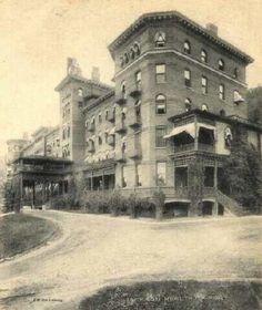 Jackson sanatorium #sanatarium #sanatorium #hospital #buildings #architecture #medicine