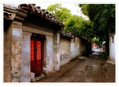 Beijing Hutongs..stayed at Courtyard 7 for our authentic experience of real life in China