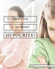 ScheduleDo you expect more from your children than you are able to do  yourself? How about your behavior? Our words and actions speak volumes to  our kiddos, but sometimes, our sin can be what we (and they!) focus in on.  Take heart! There is a way to restore integrity if you feel like hypocrisy  is taking over your motherhood.