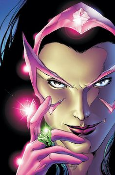 Star Sapphire - Carol's got the ring, oopsie