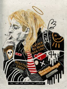 kurt cobain | Tumblr