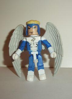 minimates ANGEL BLUE X-men marvel universe art asylum