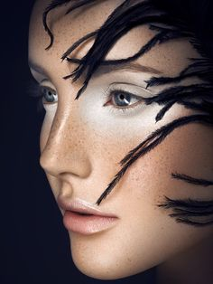 Photographer Yulia Gorbachenko   Makeup Frances Hathaway   Model Vanessa Cruz   Retouch Cristian Girotto