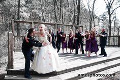 Zombie wedding party!