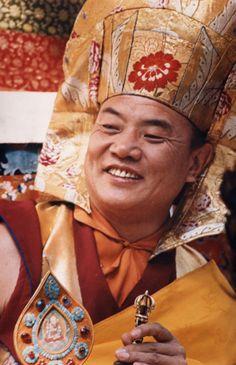Karma Kagyu's Lodreu Rabsel Rinpoche asks the Dalai Lama for Religious Freedom | Tsem Rinpoche