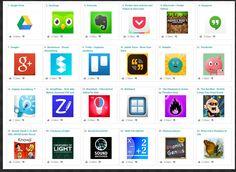 El Mejor 30 Educación iPad Apps en 2014 Tecnología Educativa y Aprendizaje Móvil ~