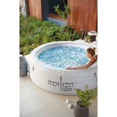 lay z spa decking garden pinterest spa decking and. Black Bedroom Furniture Sets. Home Design Ideas