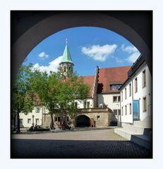 Deutschhof in Heilbronn