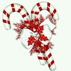 Christmas Rock, Christmas Scenes, Retro Christmas, Christmas Candy, Christmas Pictures, Christmas Holidays, Christmas Crafts, Christmas Decorations, Christmas Ornaments
