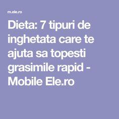 Dieta: 7 tipuri de inghetata care te ajuta sa topesti grasimile rapid - Mobile Ele.ro