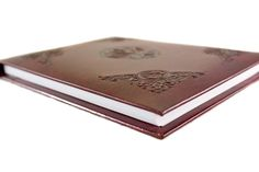 Monte Nero Imports - Florentine Leather Notepad in Burnt Umber, $15.00 (http://www.mtnero.com/florentine-leather-notepad-in-burnt-umber/)