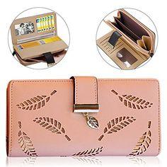 Cute Wallet for Women, Pershoo Credit Card Holder Wallet ... https://www.amazon.ca/dp/B074PM3NQQ/ref=cm_sw_r_pi_dp_x_AHaZzbEF0JWCK