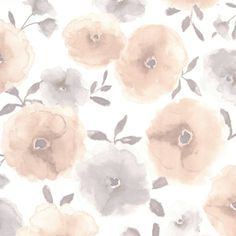 Poppies Natural | Graham and Brown