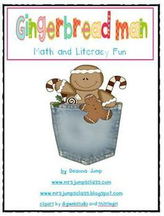 BEST SELLER 7 weeks in a row.  (see feedback)This unit has a ton of activities!  It includes:an original Gingerbread Man story written by me Pict...