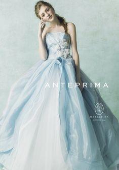 Super Ideas For Wedding Dresses Blue Brides Ball Dresses, Ball Gowns, Evening Dresses, Formal Dresses, Colored Wedding Dresses, Bridal Dresses, Wedding Gowns, Pretty Dresses, Beautiful Dresses