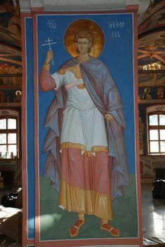 Александр Деркачёв Byzantine Icons, Byzantine Art, Eye Details, Church Interior, Orthodox Icons, Color Pallets, Catholic, Mosaic, Saints