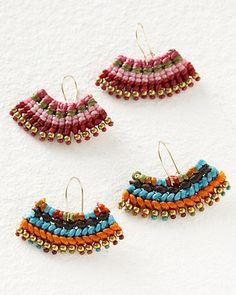 Serefina Colorful Earrings